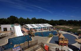 Airotel Camping La Roche-Posay Vacances, 120 emplacements, 80 locatifs