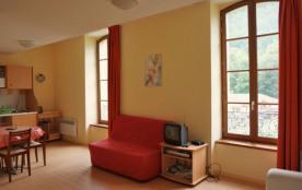Studio 2 pers n°204 Grand Hotel Aulus