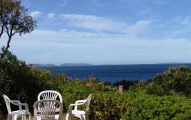 Résidence avec piscine & tennis « Baie de Valmer » (Les Mas de Gigaro).
