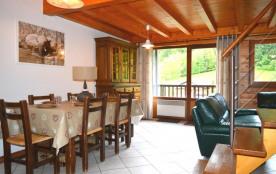 Le Grand Bornand 74 - Secteur village - Résidence Alpina C. Appartement 4 pièces mezzanine - 89 m...