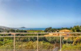 FR-1-61-227 - PORTICCIO- Très belle villa proche Agosta plage