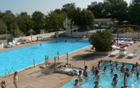 Camping Crin Blanc 3* - Mh 2 ch 6 pers