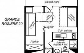 Studio cabine 3 personnes (20)