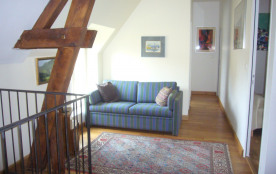 mézzanine ave canapé lit