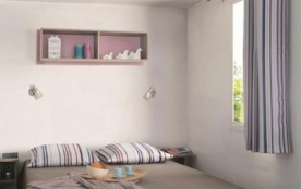 Camping Atlantique 4* - Mobil-home Confort - 3 chambres - 6 personnes