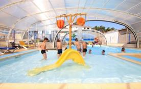 Camping Les Flots Bleus 4* - Mobil-home Grand Confort TV - 3 chambres - 6 personnes