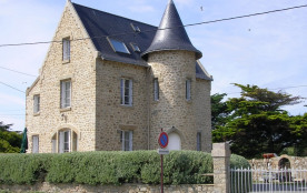 villa face mer; 2 appartements 6 ou 12 pers