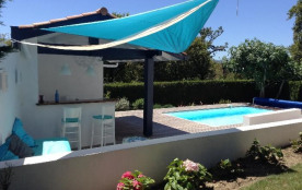 Villa à CIBOURE