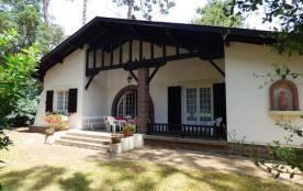 Villa indépendante 3 chambres 6 personnes centre.