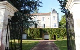 Maison de vacances entre châteaux de la Loire et zoo (Beauval)