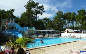 Camping Les Samaras 4* - Mobil home - 2 chambres TV - 5 adultes + 1 enfant de moins de 15 ans