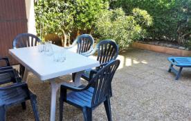 Studio pour 3 personnes à Narbonne-Plage