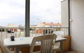 Appartement 2 pièces de 32 m² environ pour 4 personnes situé en front de mer et à 700 m du centre...