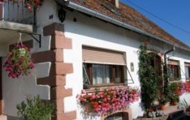 Alsace Beaux gites les floralies  en pleine nature dans un environnement calme