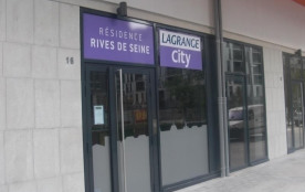 API-1-10-442 - Lagrange PARIS / PONT-DE-SEVRES APART'HOTEL PARIS / BOULOGNE ***