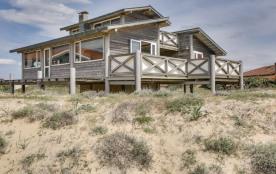 squarebreak, Superbe villa d'architecte sur la plage