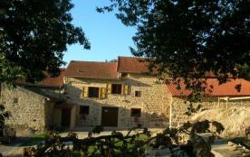 Le gîte de la Grange de Gaumon.