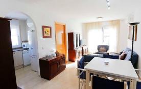 Appartement pour 3 personnes à Miami Platja