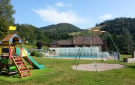 AIRE DE JEUX - PISCINE - WIFI - TENNIS bébé Animaux JARDIN CHEMINEE - LUGE calme Proche Ventron la Bresse Alsace - Le...