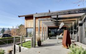 Belle Villa contemporaine sur le Lac d'Annecy