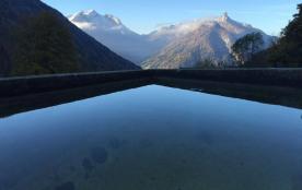 le bassin et la Tournette