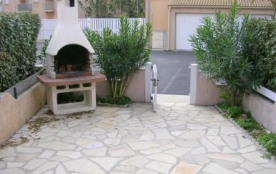 Villa 4 à 6 couchages dans résidence avec piscine et pataugeoire.