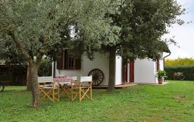 Maison pour 3 personnes à Casciana Terme