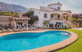 Cette villa à louer sur la Costa Blanca p
