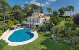 Villa à VALBONNE
