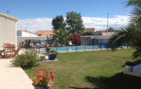 Villa situé à La Couarde sur Mer