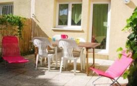 Agréable 2 pièces 4 couchages en rez-de-chaussée dans résidence avec piscine.