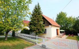 Maison pour 3 personnes à Balatonfoldvar/Balatonszarszo