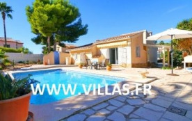 Villa VM Pina - Villa avec piscine privée située dans l'urbanisation tranquille.