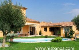 Superbe maison de vacances en Provence avec pisc