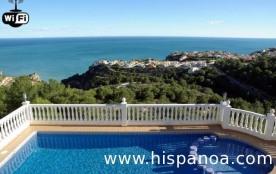 Villa de vacances à louer en Espagne pour