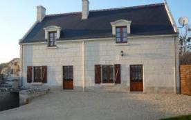 loue maison de vacances à la campagne en Touraine - Huismes