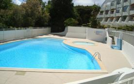 LA GRANDE MOTTE: Studio dans résidence calme avec piscine