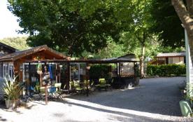 Camping Le Barutel, 50 emplacements, 30 locatifs