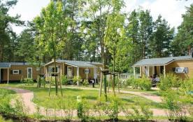 Camping- und Ferienpark Havelberge, 400 emplacements, 90 locatifs