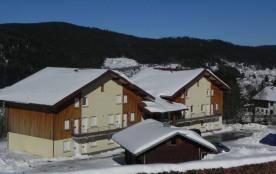 T2 dans les Hautes Vosges avec l'Alsace à proximité proche de Gérardmer, Xonrupt-Longemer