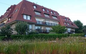 CABOURG appartement 3 pièces au calme à 500 m de la plage et du centre ville