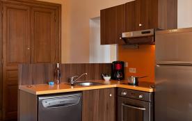 Appartement pour 2 personnes à Jausiers
