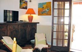 Studio pour 2 personnes à Banon