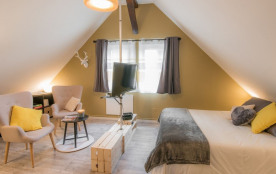 Appartement avec spa privé au centre ville de Troyes - 4 étoiles -