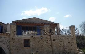 Belle appartement neuf dans une ferme ideal pour des vacances au calme et au soleil.