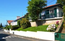 """FR-1-4-239 - Villa """"Basque""""- maison avec terrasse et jardin"""