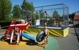 Camping Le bois soleil 4* - Mh 3 ch 6 pers