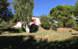 villa individuelle tout confort en pleine nature ardéchoise  ,sans vis à vis pour 7 à 8 personnes - Vesseaux
