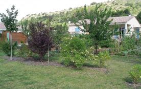 Le jardin arboré