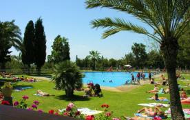 Camping Vilanova Park - Mh 3Ch 6pers - 6 personnes max (enfants et bébés inclus) + clim